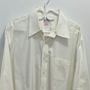 Brooks Brothers Men's Dress Shirt 18 4/5